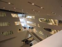 Interiér budovy