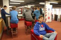 Návštěva Zahraničních knihoven