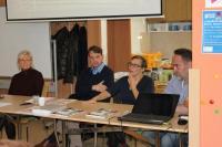 Panelová diskuze na téma trendy v současné literatuře pro děti