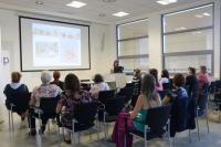 Čtenářské kluby a workshopy v knihovnách - průběh akce