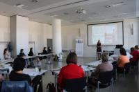 Čtenářské kluby a workshopy v knihovnách - workshop Kláry Smolíkové
