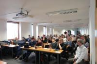 Účastníci Semináře k digitalizaci (nejen) pro krajské knihovny