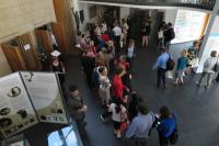 Účastníci Konference Knihovny zemí V4+