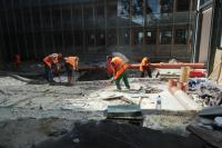Rekonstrukce atria MZK