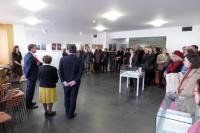 Vernisáž výstavy k výročí nové budovy MZK