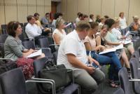 Přípravné setkání knihovnen zapojených do projetku Jižní Morava čte