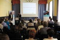 Druhý den Konference Knihovny zemí V4+ v hotelu Slovan