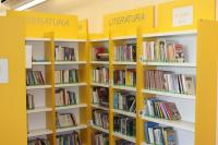 Městská knihovna Hodonín - dětské oddělení