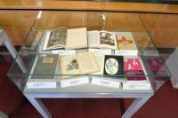 Výstava spojená s otevřením Španělské knihovny