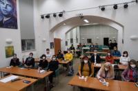 Jak na komunitní aktivity v knihovnách - účastníci akce