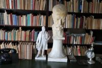 Interiér Mahnova památníku