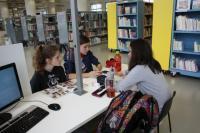 Prostory pro náctileté v Krajské knihovně Františka Bartoše ve Zlíně