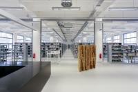 Krajská knihovna Františka Bartoše ve Zlíně, foto: Libor Stavjanik, zdroj: Zlínský kraj