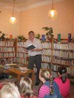 Týden knihoven v lysické knihovně