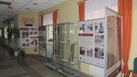 Instalace výstavky v domě seniorů v Letovicích