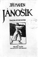 Obálka Jánošíka