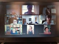 Jednání dramaturgické rady Varšava - 30.6.2021