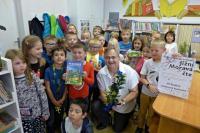 Jiří šandera v Knihovně Boskovice
