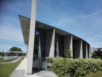 Knihovna Nova Gorica, pohled za knihovnou