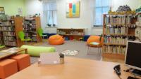 Knihovna městyse Lysic - nové dětské oddělení