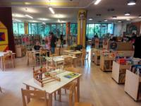 Knihovna v Celje - dětské oddělení