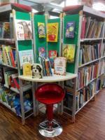 Knihovna v Pirani - nabídka knih pro děti