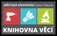 Knihovna věcí - logo