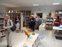 Obecní knihovna Habrůvka