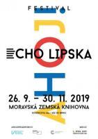 """Plakát k festivalu """"AHOJ Brno! Echo Lipska"""""""