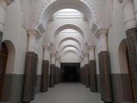 La bibliothèque municipale Marakéš