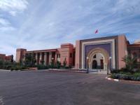 La bibliothèque municipale Marakéš a kulturní centrum
