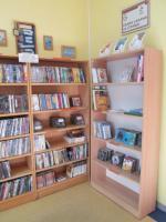 Lidová knihovna a čítarna Daruvar - dětské oddělení