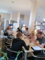 Lidová knihovna a čítarna Daruvar kurz češtiny