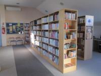 Lidová knihovna a čítarna Daruvar ústřední knihovna pro českou menšinu