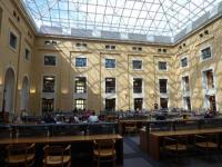 Lipsko Bibliotheka Albertina