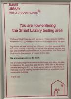 V knihovně technické univerzity DTU v dánském Lyngby, foto: Klára Rösslerová
