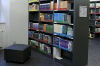 Nová část knihovny MENDELU