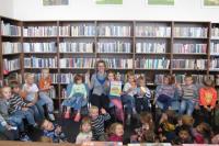 MŠ Beruška v knihovně
