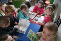 Dílna čtení v Městské knihovně Mikulov