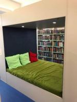 Městská knihovna Veselí nad Moravou - relaxace pro čtenáře