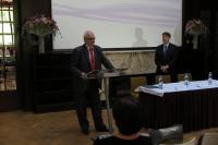 Mgr. Antonín Reček, ředitel Muzea Brněnska, p.o.