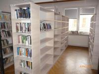 Místní knihovna Vacenovice, okres Hodonín