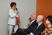 PhDr. Halina Molinová vítá účastníky konference, foto: Edmund Kijonka