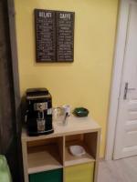 Knihovna ve Křtinách nabízí i příjemné posezení s kávou