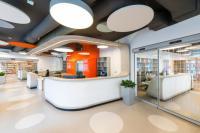 Pedagogická knihovna - interiér