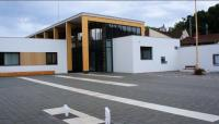 Nová budova Obecní knihovny v Bílovicích nad Svitavou (slavnostně otevřena 3. 9. 2016), fotografie Marie Nedopilová