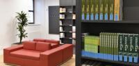 Nová část knihovny MENDELU, autor Audiovizuální centrum MENDELU