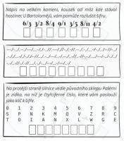 Šifry bývají velmi rozmanité