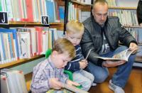 Čtení - Obecní knihovna Voděrady