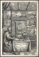 Opera didactica omnia. Amsterdam 1657, foto: Vilém Kaplan
